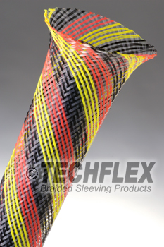 Techflex Australia Braided Sleeving Products Available