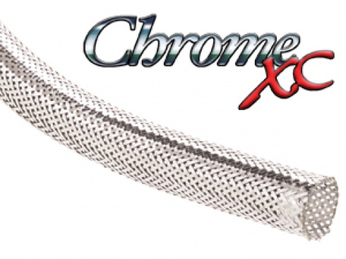 Techflex Australia Braided Sleeving Products - Flexo Chrome XC Full ...